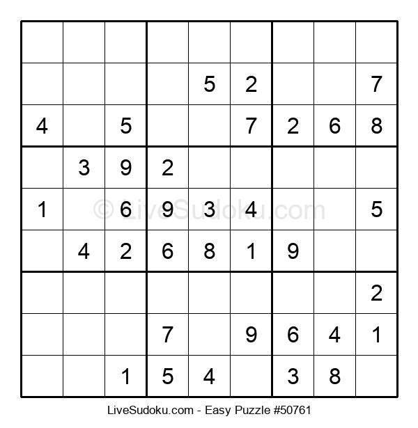 Beginners Puzzle #50761