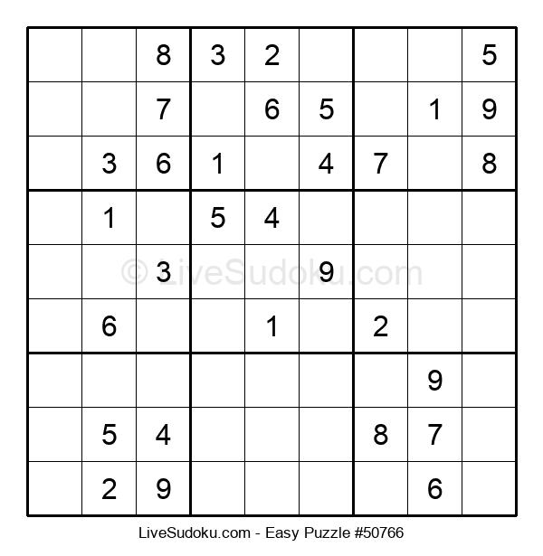 Beginners Puzzle #50766