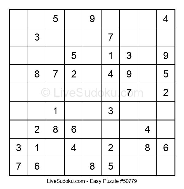 Beginners Puzzle #50779