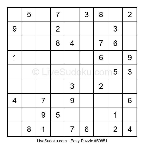 Beginners Puzzle #50851