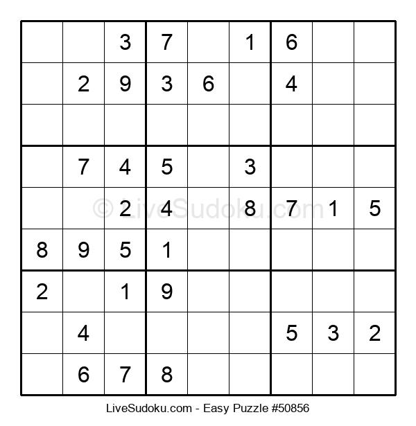Beginners Puzzle #50856