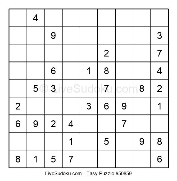 Beginners Puzzle #50859