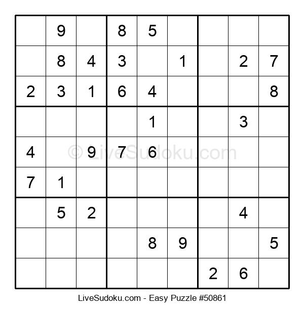 Beginners Puzzle #50861