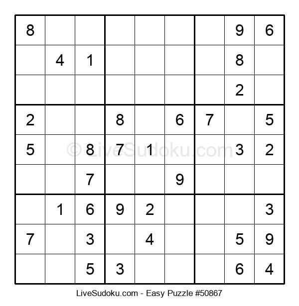 Beginners Puzzle #50867