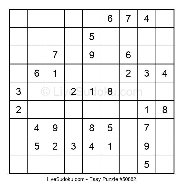 Beginners Puzzle #50882