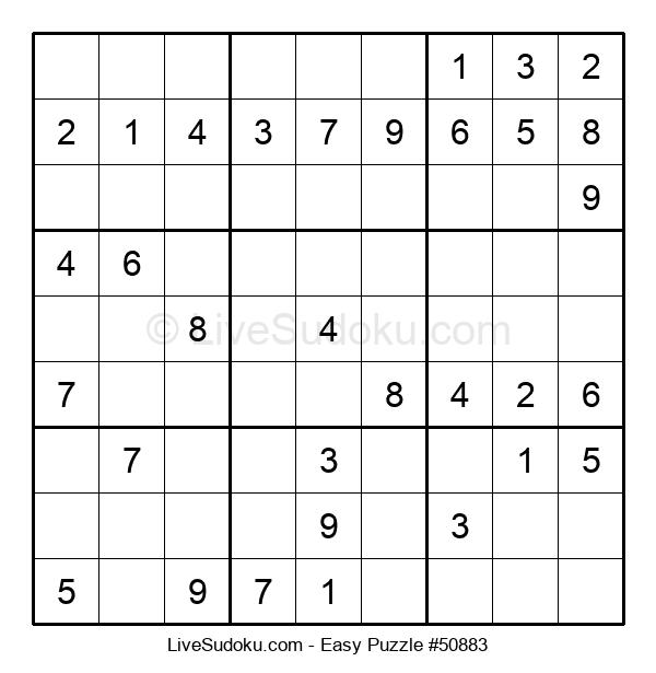 Beginners Puzzle #50883