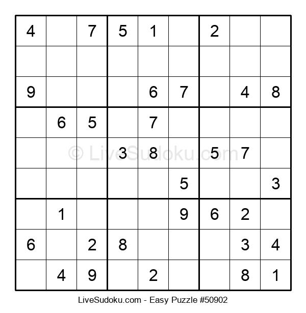 Beginners Puzzle #50902
