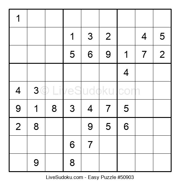 Beginners Puzzle #50903