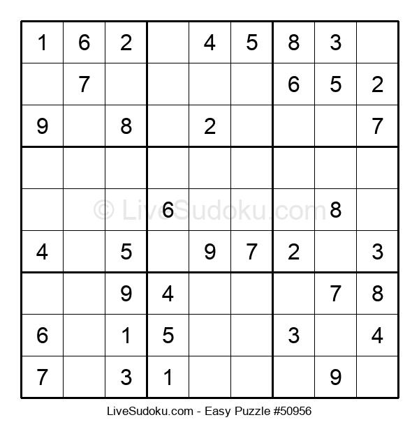 Beginners Puzzle #50956