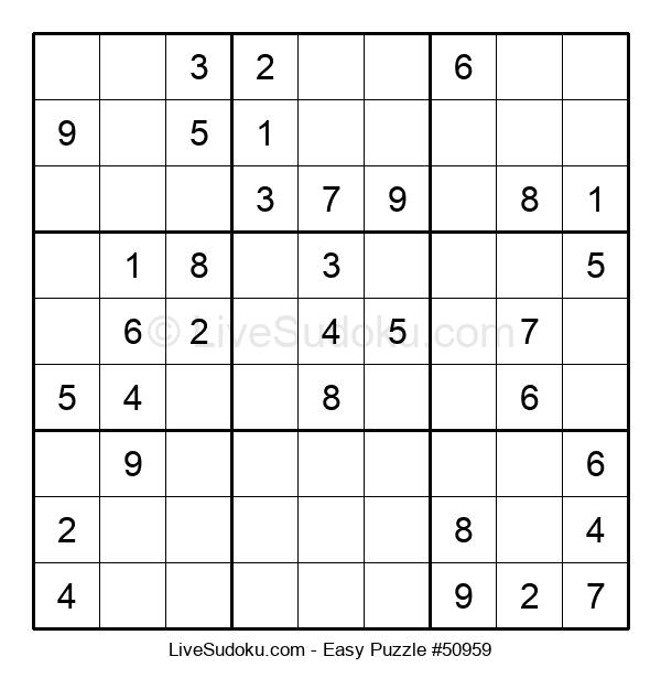 Beginners Puzzle #50959