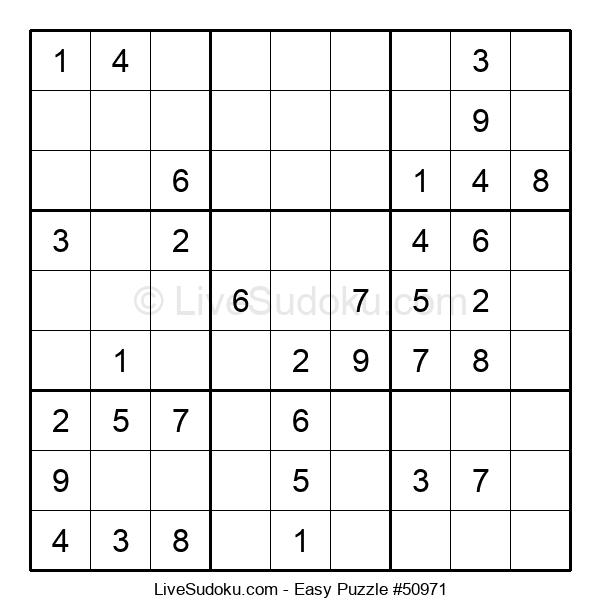 Beginners Puzzle #50971