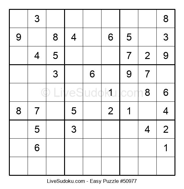 Beginners Puzzle #50977