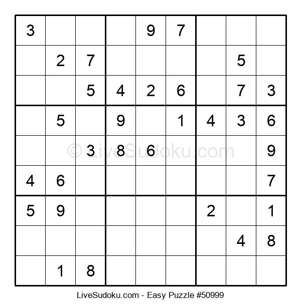 Beginners Puzzle #50999