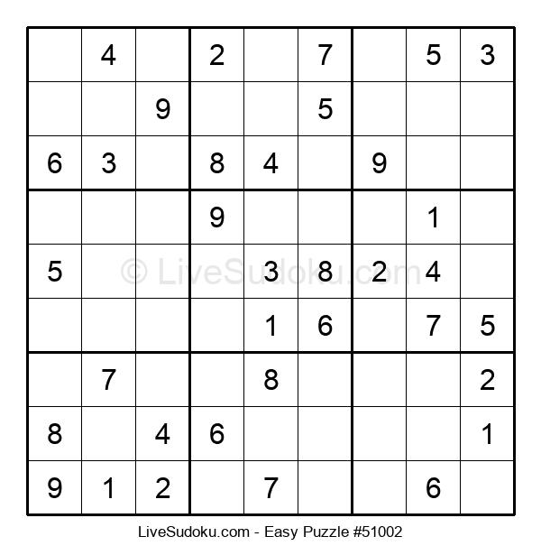 Beginners Puzzle #51002