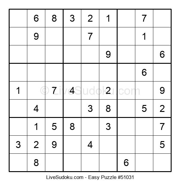 Beginners Puzzle #51031