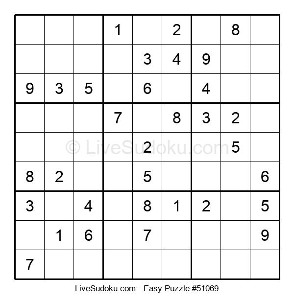 Beginners Puzzle #51069