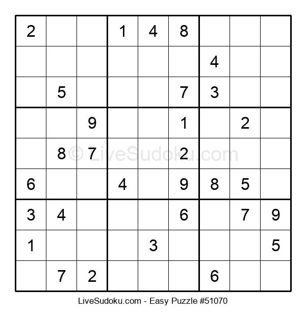Beginners Puzzle #51070