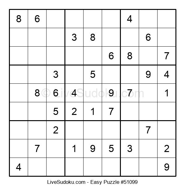 Beginners Puzzle #51099