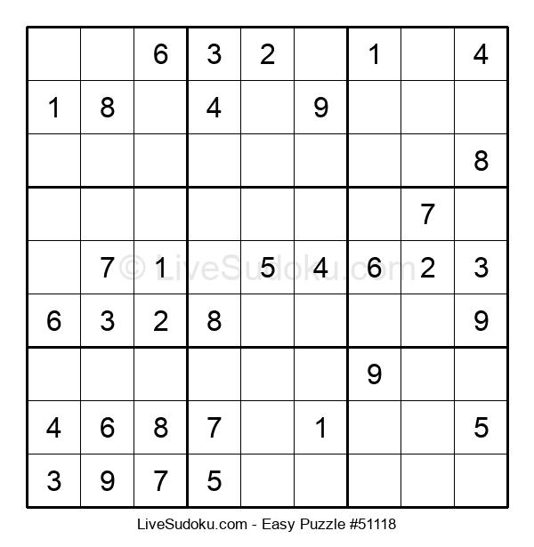 Beginners Puzzle #51118