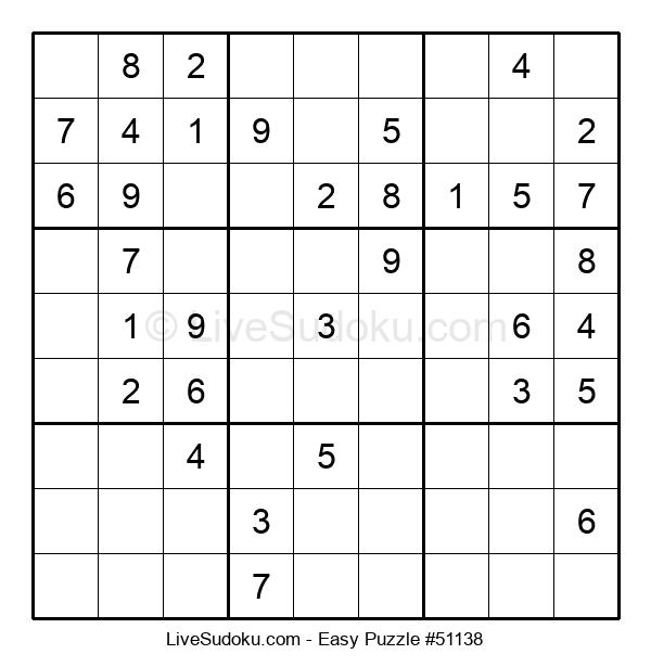 Beginners Puzzle #51138
