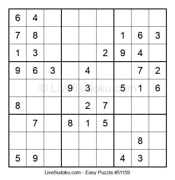 Beginners Puzzle #51159