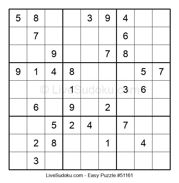 Beginners Puzzle #51161