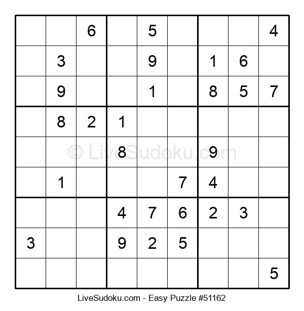 Beginners Puzzle #51162