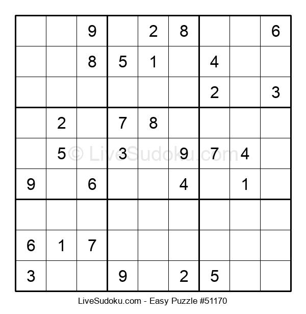 Beginners Puzzle #51170