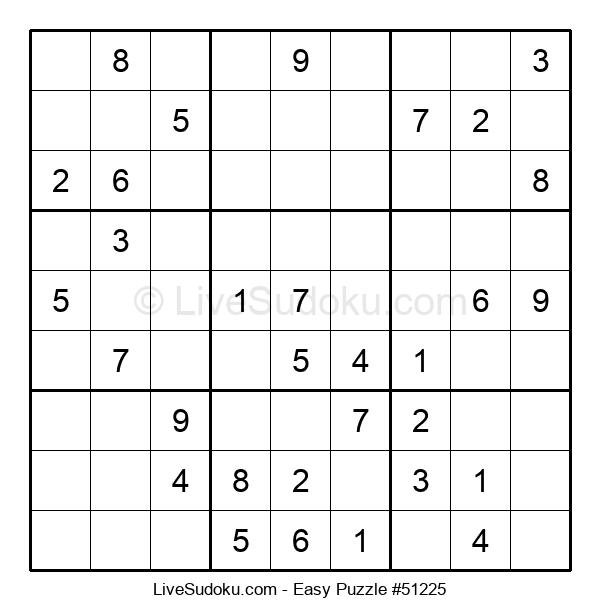 Beginners Puzzle #51225
