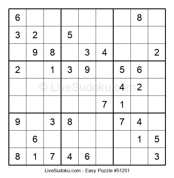 Beginners Puzzle #51251