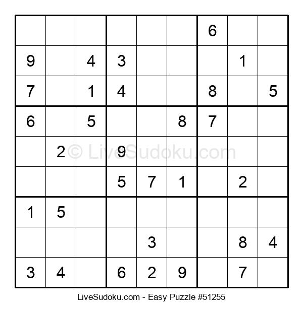 Beginners Puzzle #51255