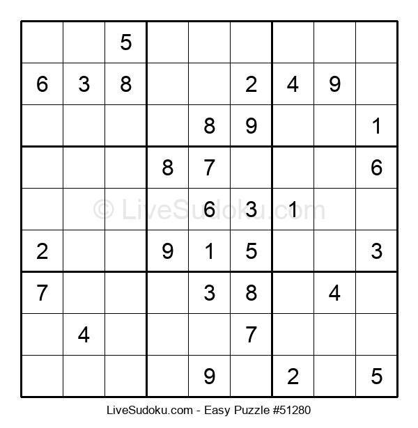 Beginners Puzzle #51280