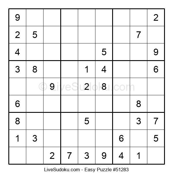 Beginners Puzzle #51283