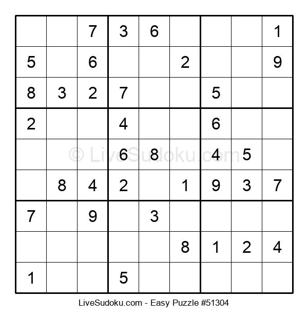 Beginners Puzzle #51304