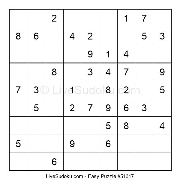 Beginners Puzzle #51317