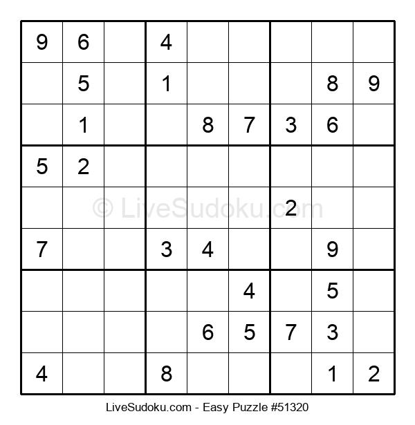 Beginners Puzzle #51320