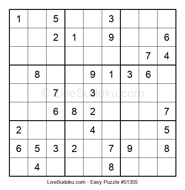Beginners Puzzle #51355
