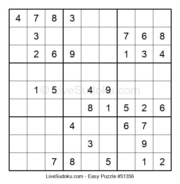 Beginners Puzzle #51356