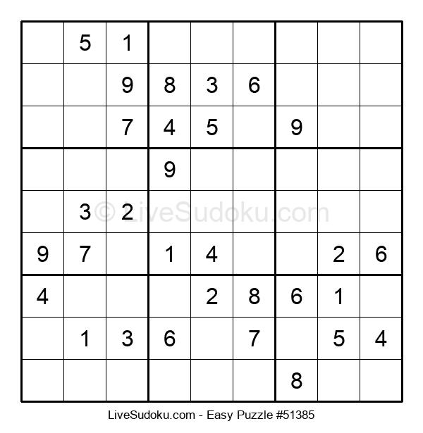 Beginners Puzzle #51385