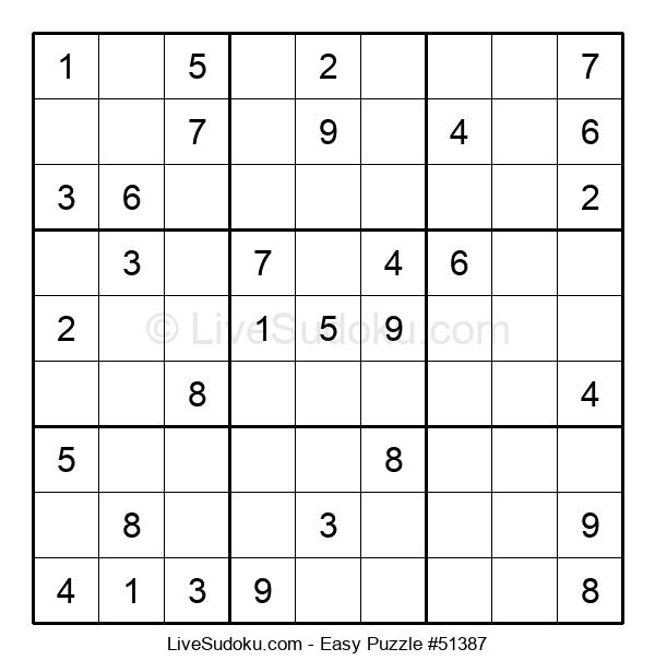 Beginners Puzzle #51387