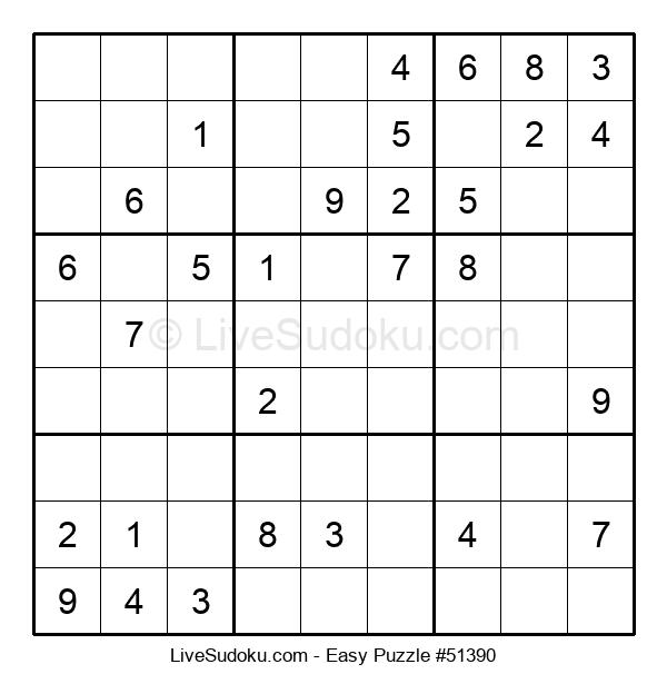 Beginners Puzzle #51390