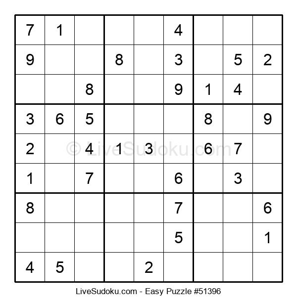 Beginners Puzzle #51396