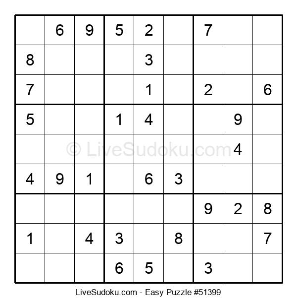 Beginners Puzzle #51399