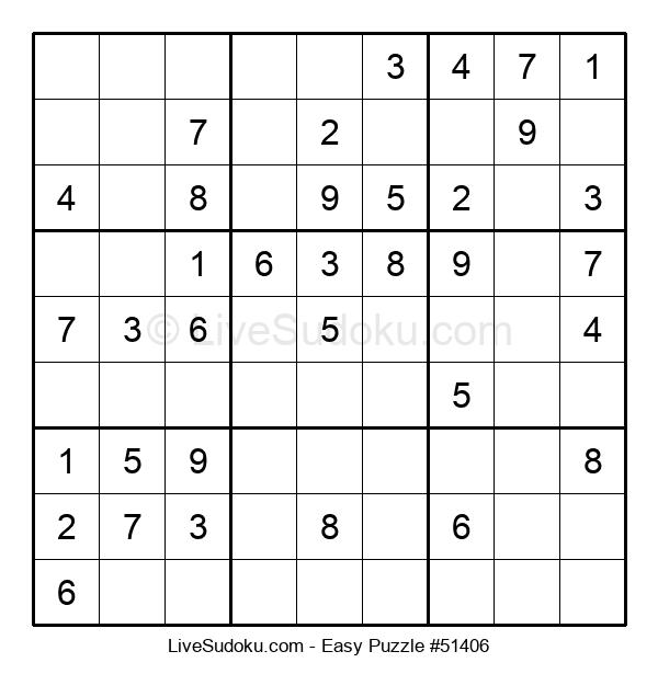 Beginners Puzzle #51406