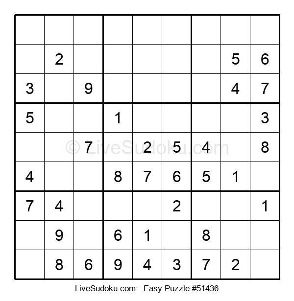 Beginners Puzzle #51436