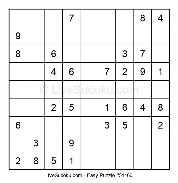 Beginners Puzzle #51460