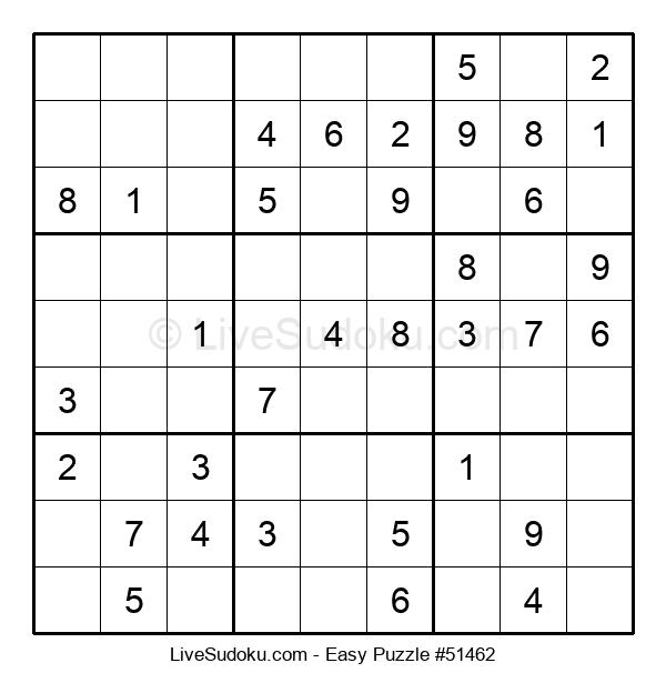 Beginners Puzzle #51462