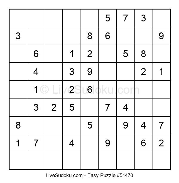 Beginners Puzzle #51470