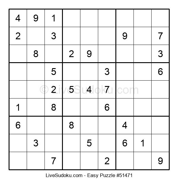 Beginners Puzzle #51471