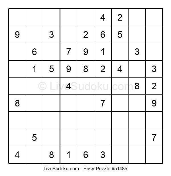 Beginners Puzzle #51485